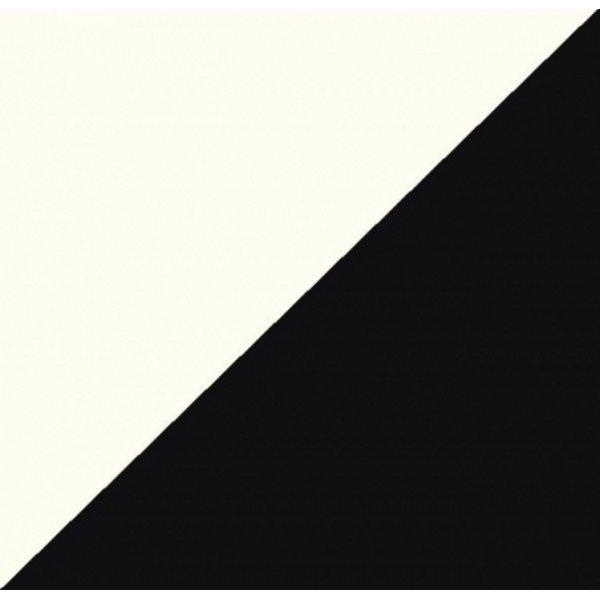 Сценический линолеум Grabo Duett бело-черный